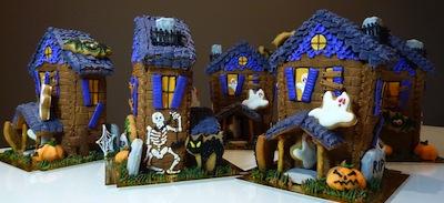 casa embrujadas halloween