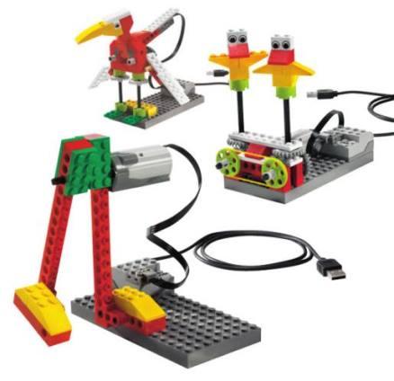 curso robots legos madrid