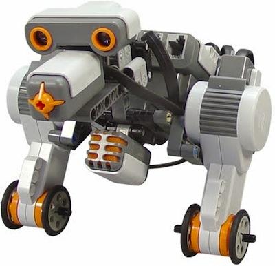 curso robots legos niños madrid