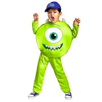 disfraz niño monstruos university mike wazowski