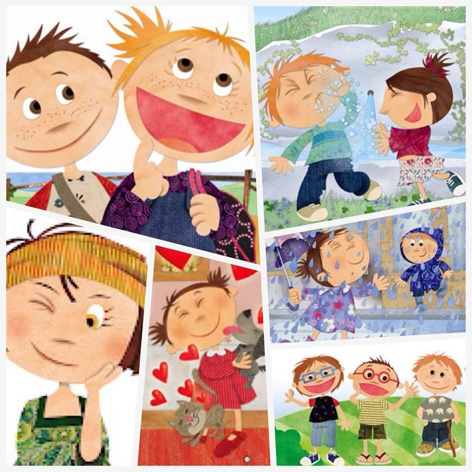 los colores libros infantiles