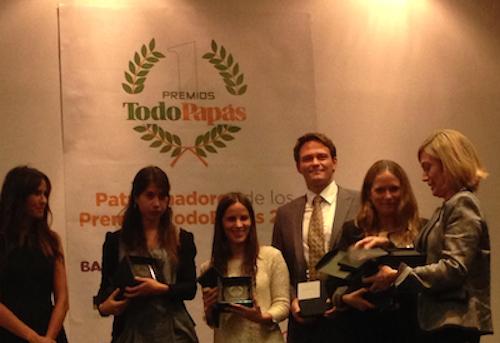 premios todopapas 2013