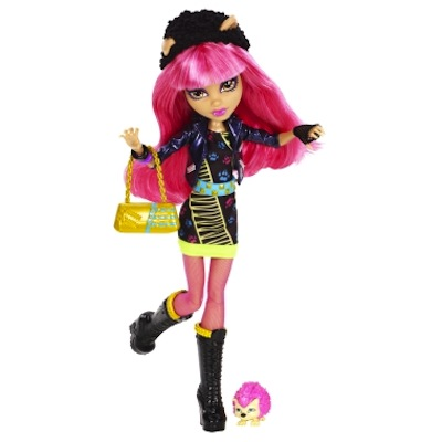 MONSTER HIGH HOWLEEN WOLF