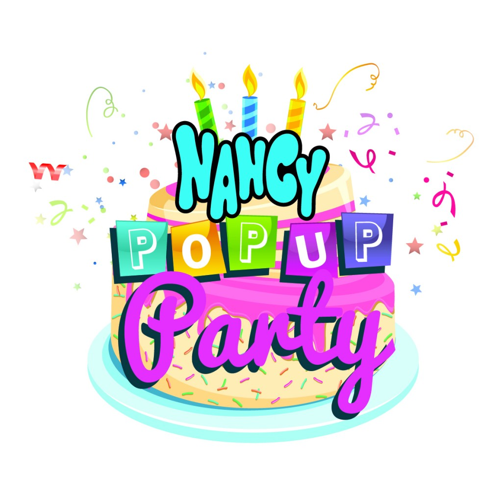 Nancy Pop Up Party