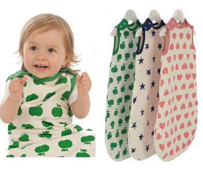 Sacos de dormir para bebés Babasac