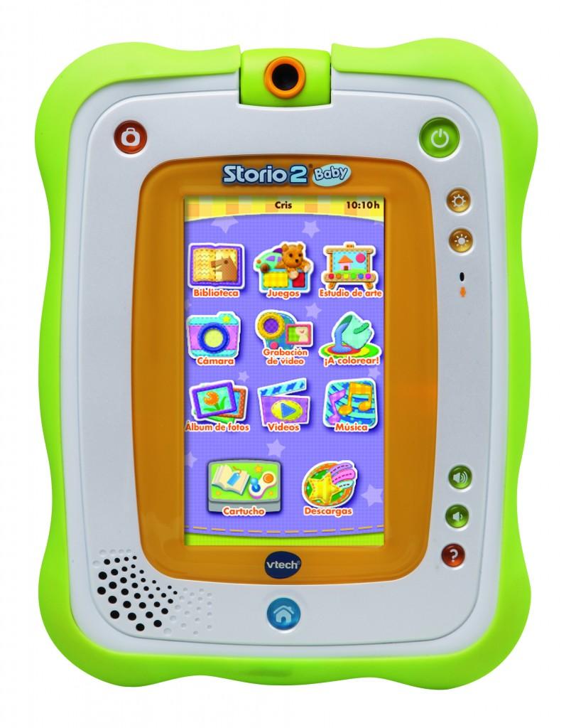 Storio 2 baby VTECH tablet para niños
