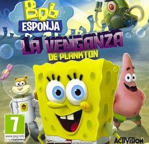 Bob Esponja La Venganza de Plankton