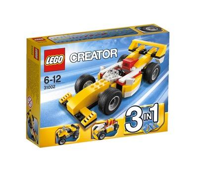 Coche de Carreras de LEGO® Creator