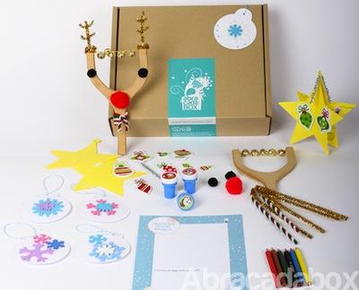 AbracadaBOX manualidades con niños