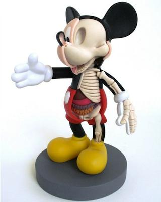 Anatomia de Mickey Mouse