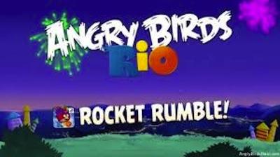 Angry Birds Rio 2 Rocket Rumble