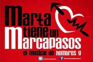 Musical Hombres G Marta tiene un marcapasos