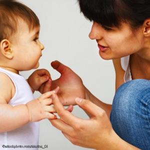 adquisición del lenguaje en bebés