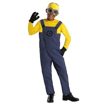 Disfraz para niño de Minion pelicula Gru