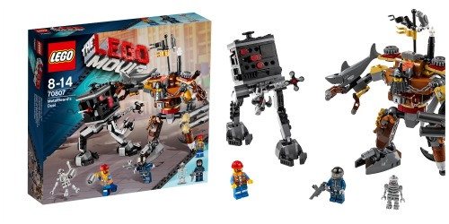 Duelo contra Barba Gris de la Lego Pelicula