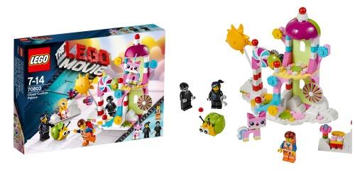 El palacio de los sueños juguete de la LEGO Pelicula