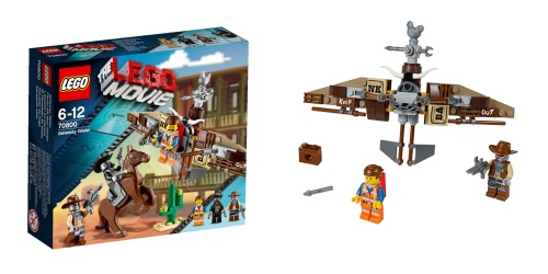 LEGO Planeador de Huida, juguete de la Lego Pelicula