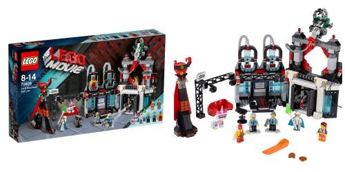 La guarida maléfica de Lord Business de la LEGO Película