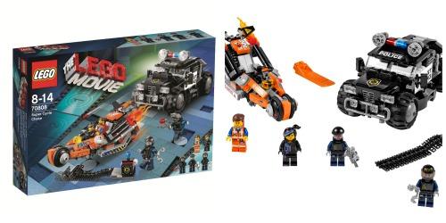 Persecución en la Supermoto juego de La LEGO Película