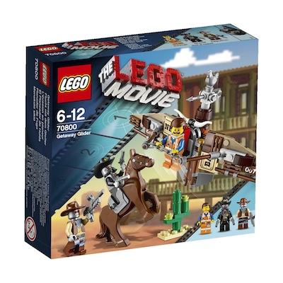 Set de LEGO de La Lego Pelicula
