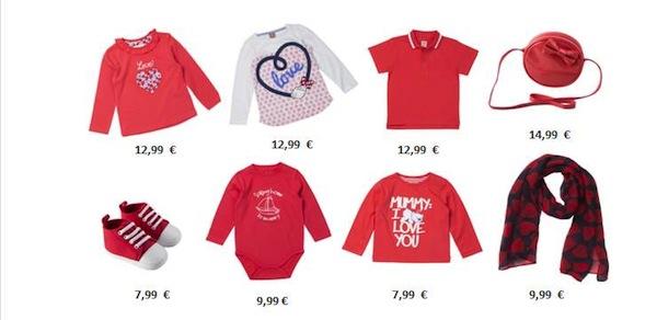 Zippy moda infantil San Valentin