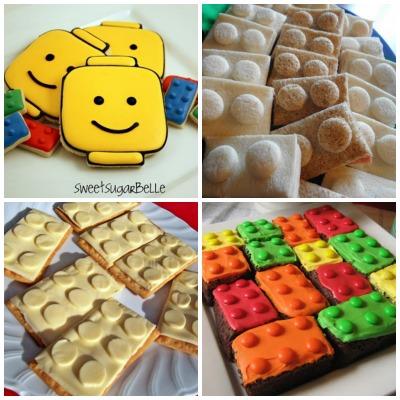 Merienda fiesta de La LEGO pelicula