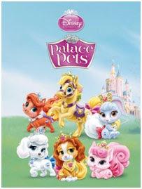Palace Pets app gratis para niñas de la mascotas de las Princesas Disney