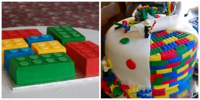 Tarta La LEGO Pelicula