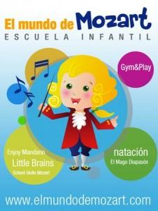escuelas infantiles con estimulación temprana