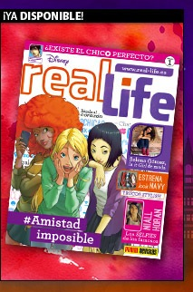 revista real life de disney