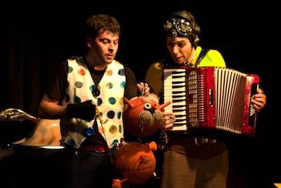 Bululu y Atolondrado teatro infantil