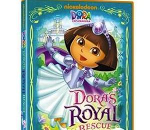 DVD Dora al rescate