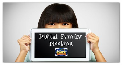 Digital Family Meeting