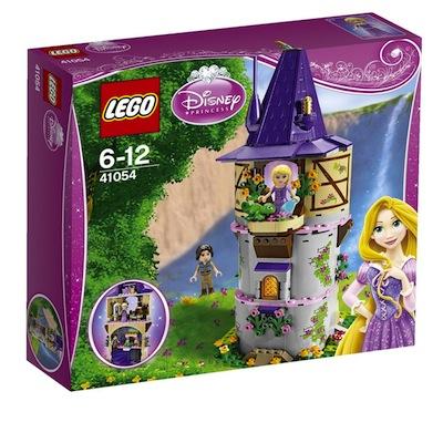 La Torre Creativa de Rapunzel Lego Princesas Disney
