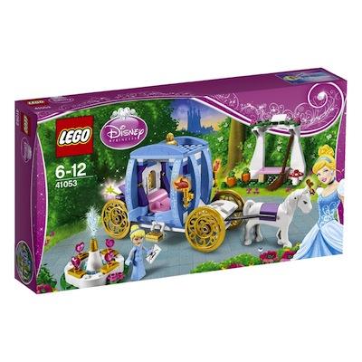 La carroza encantada de Cenicienta LEGO Disney Princess
