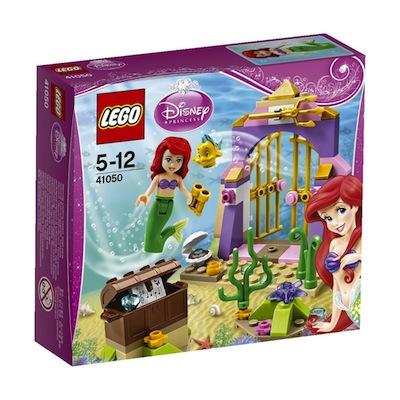 Los Tesoros de Ariel set de juego de Lego de Disney Princess