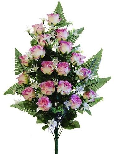 Peor regalo Dia de la Madre flores artificiales