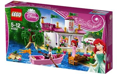 El Beso Mágico de Ariel de LEGO
