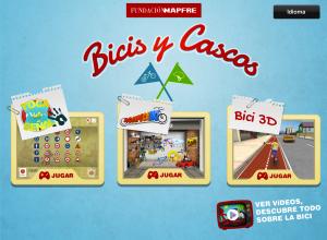 app educacion vial bicis y cascos mapfre