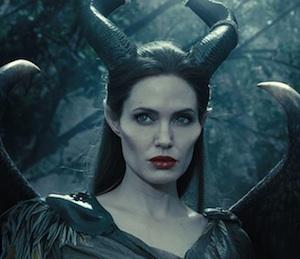 Exposicion Malefica de Disney Angelina Jolie