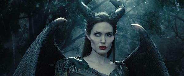 Malefica de Disney Angelina Jolie