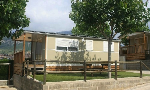 Bungalow Mobil Home