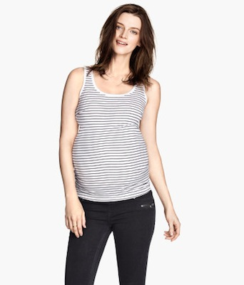 Moda para embarazadas de HM