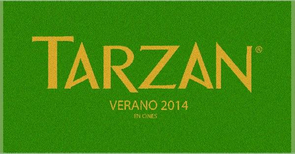 Toalla nueva película Tarzan
