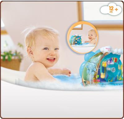 Tobogán de baño de Tuga Nenuco Baby
