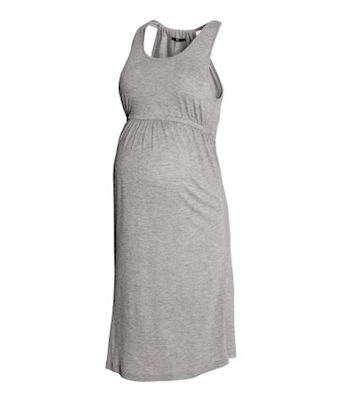 Vestido para embarazadas de H&M