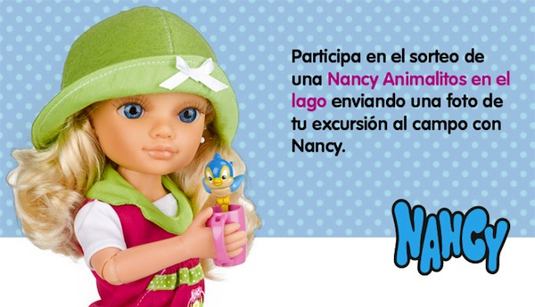 sorteo nancy animalitos en el lago