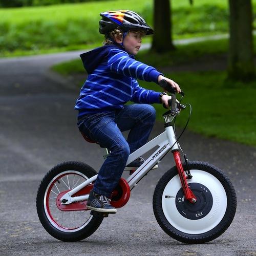 bicicleta de aprendizaje para niños Jyrobike