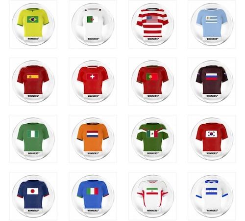 canicas mundial futbol brasil