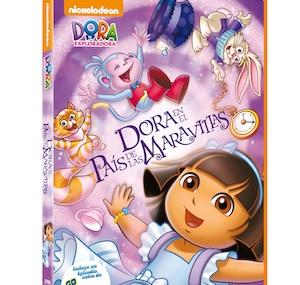 DVD DORA EN EL PAIS DE LAS MARAVILLASDVD DORA EN EL PAIS DE LAS MARAVILLAS